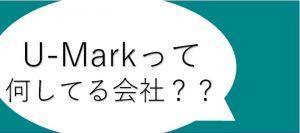 U-Markって何してる会社?